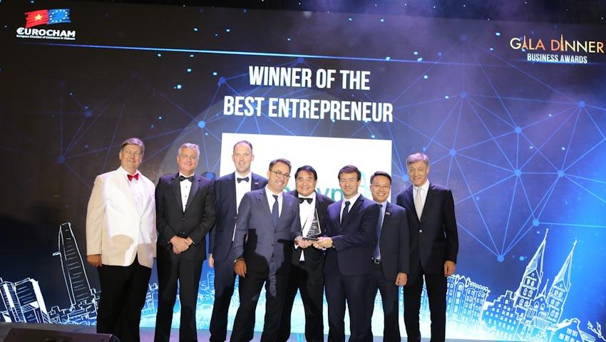 EuroCham công bố giải thưởng vinh danh các doanh nghiệp châu Âu tại Việt Nam - 1
