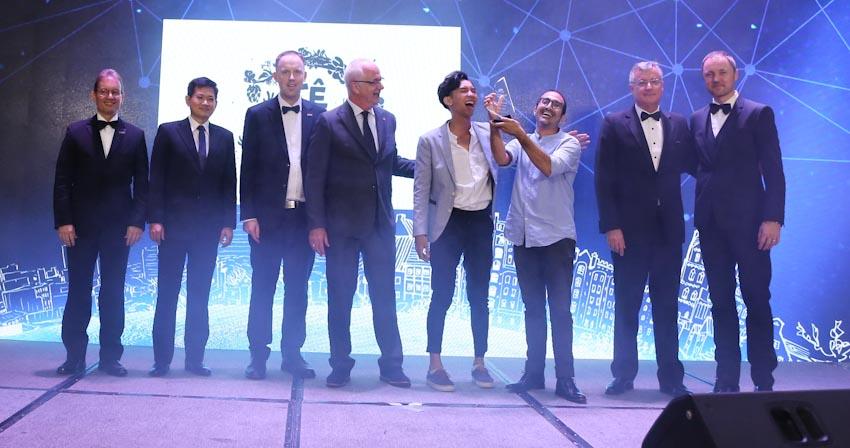 EuroCham công bố giải thưởng vinh danh các doanh nghiệp châu Âu tại Việt Nam - 2