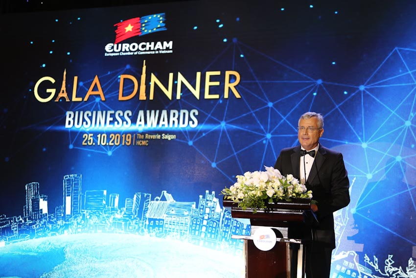 EuroCham công bố giải thưởng vinh danh các doanh nghiệp châu Âu tại Việt Nam - 5