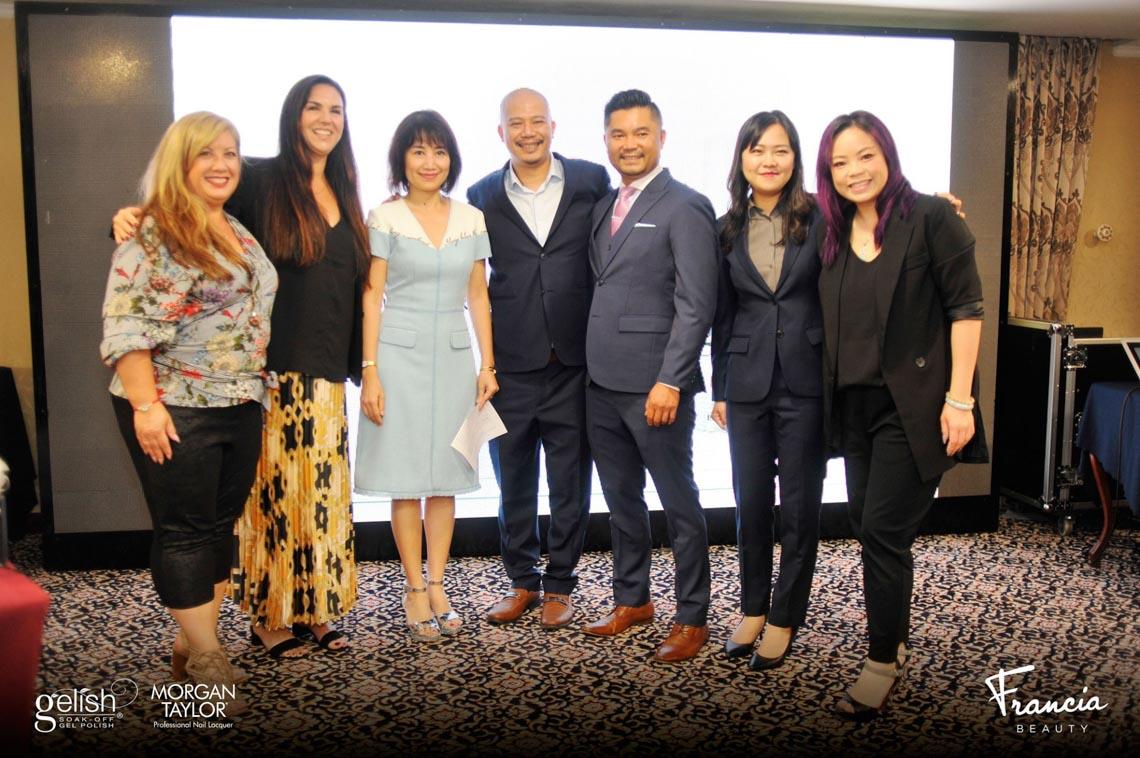 Francia Beauty tổ chức hai sự kiện tôn vinh ngành nail Việt Nam - 10