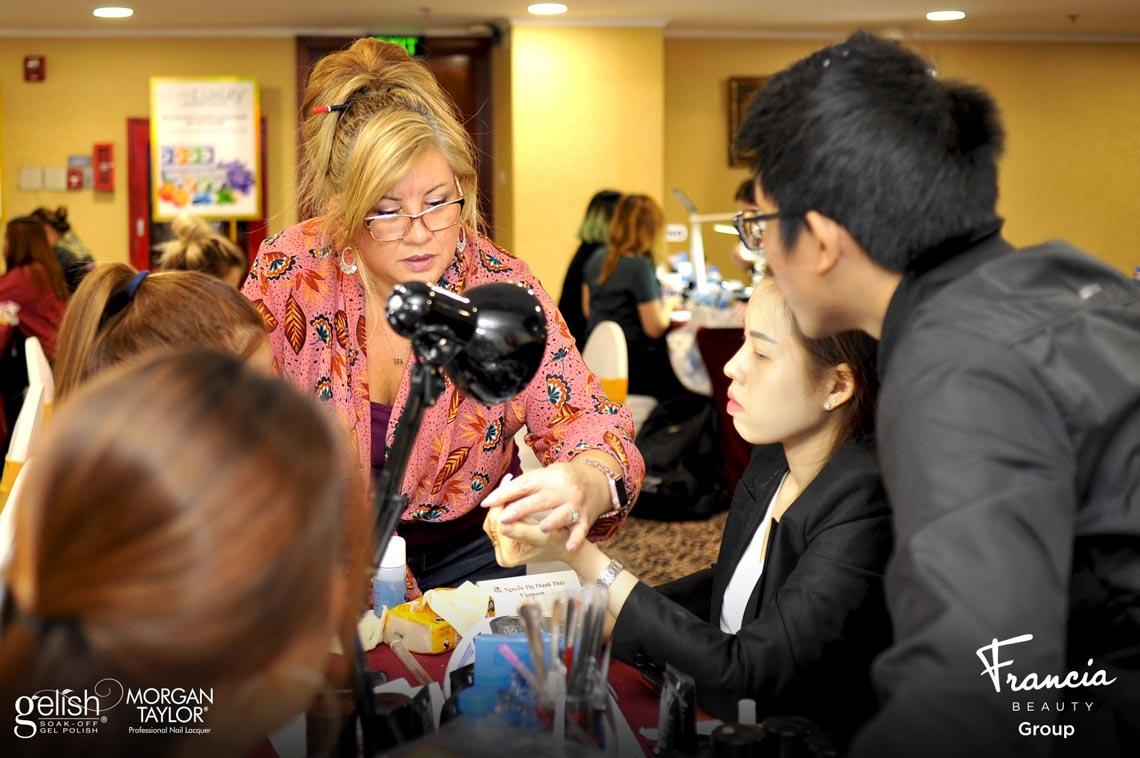 Francia Beauty tổ chức hai sự kiện tôn vinh ngành nail Việt Nam - 14