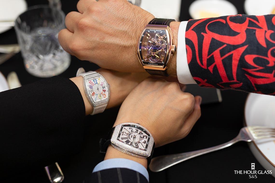 Franck Muller giới thiệu các BST đồng hồ xa xỉ tại Việt Nam - 2
