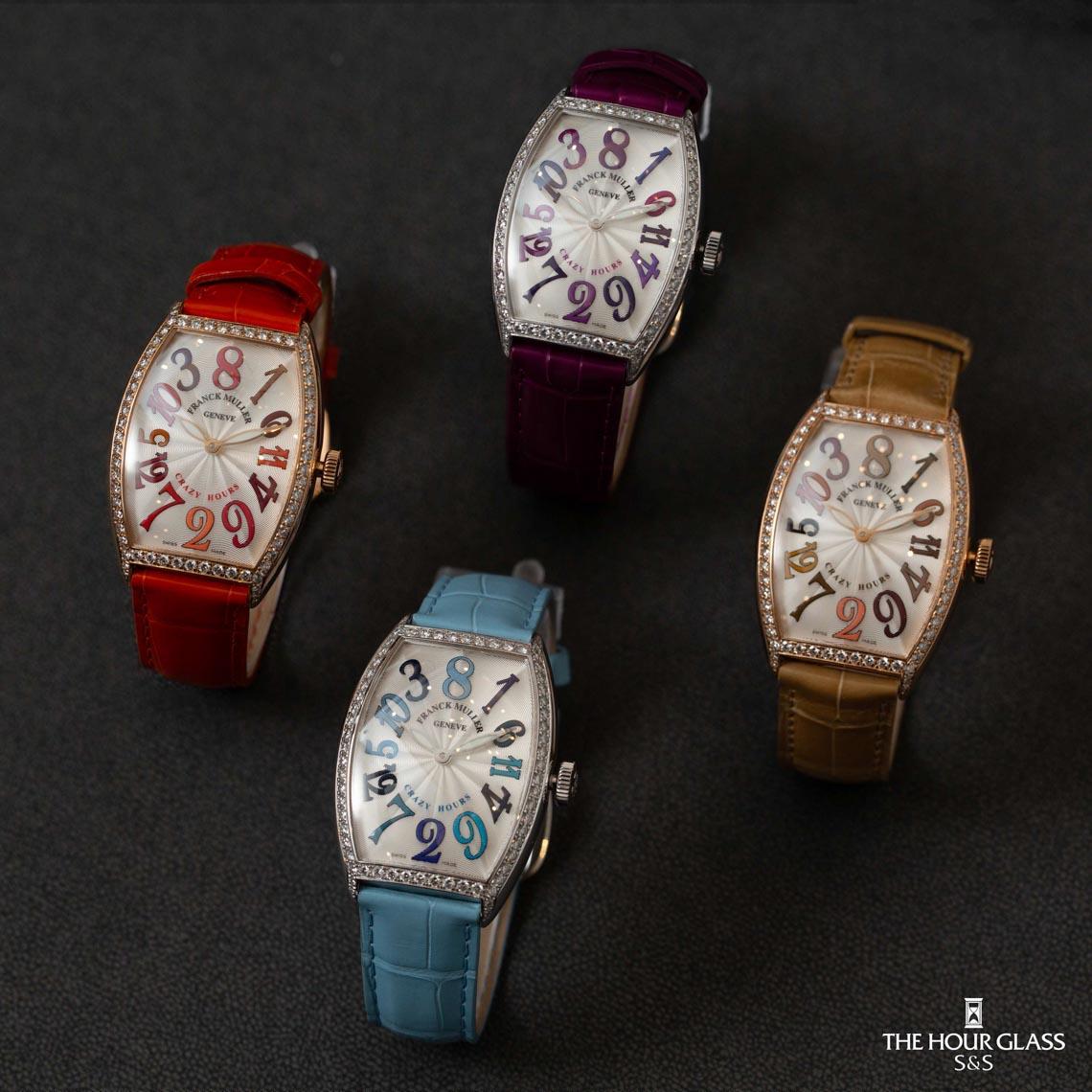 Franck Muller giới thiệu các BST đồng hồ xa xỉ tại Việt Nam - 3