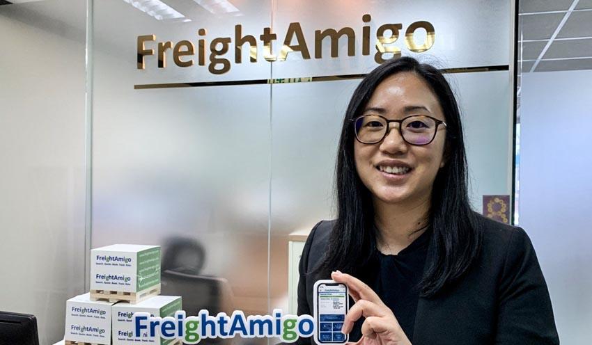FreightAmigo - Đặt chuyến vận chuyển hàng hóa trực tuyến - 2