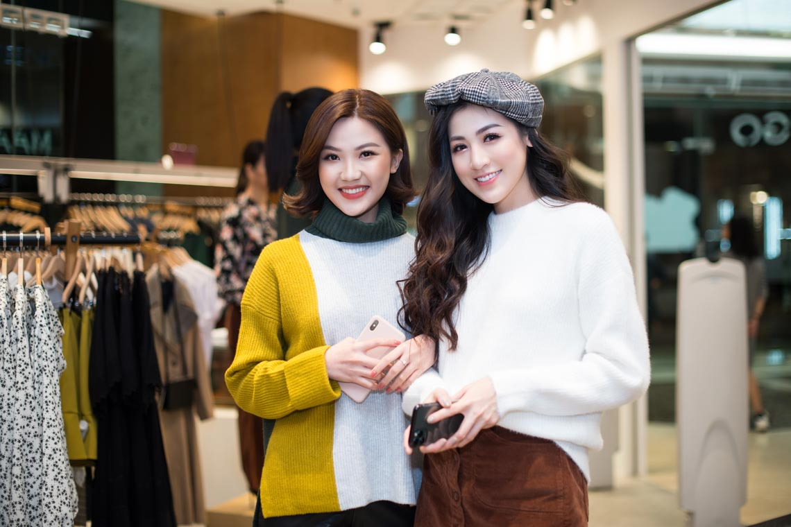 French Connection giới thiệu bộ sưu tập Thu Đông 2019 tại Hà Nội - 1