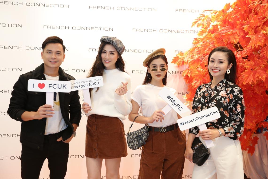 French Connection giới thiệu bộ sưu tập Thu Đông 2019 tại Hà Nội - 5