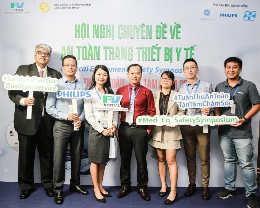 FV tổ chức Hội nghị chuyên đề về An toàn trang thiết bị y tế -3