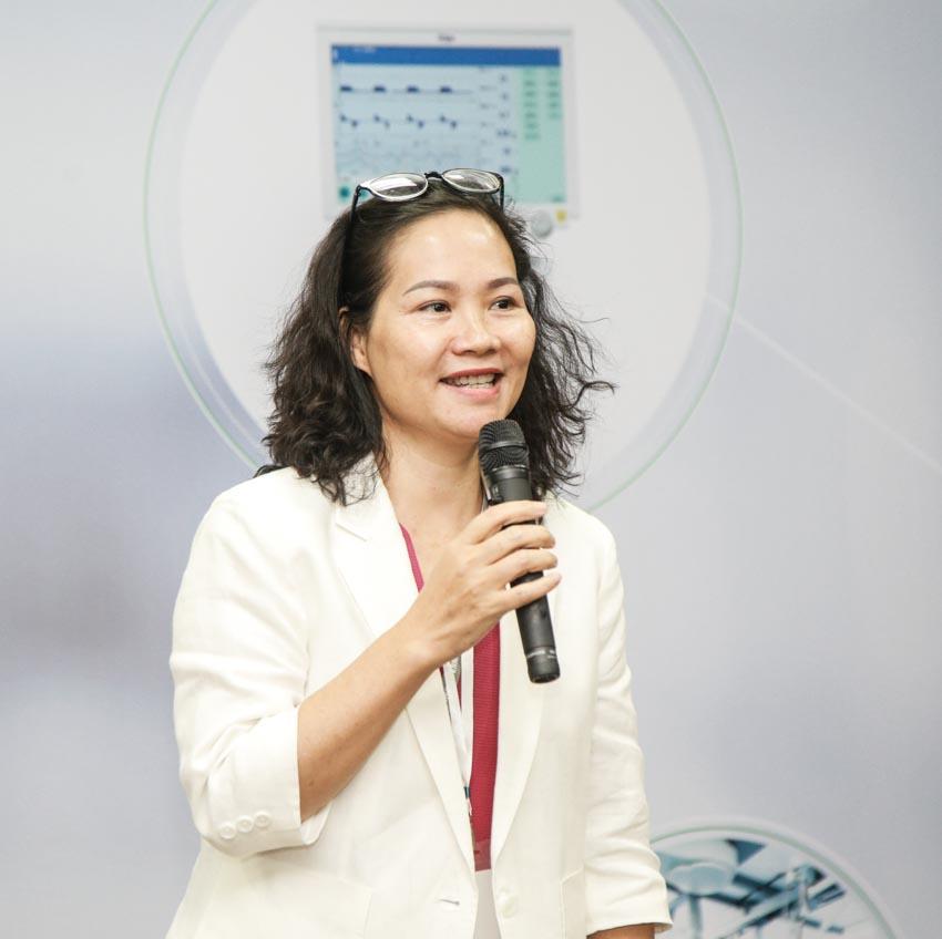 FV tổ chức Hội nghị chuyên đề về An toàn trang thiết bị y tế -4