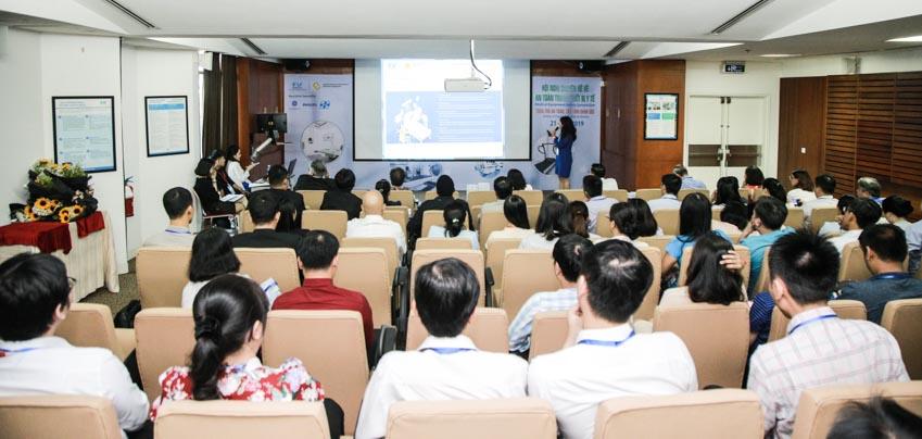 FV tổ chức Hội nghị chuyên đề về An toàn trang thiết bị y tế -5