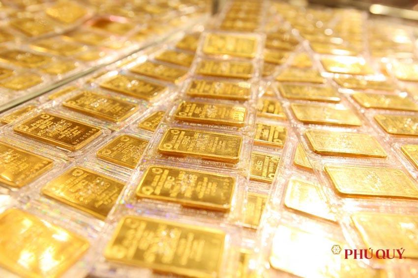 Giá vàng hôm nay ngày 10/10: Giá vàng trong nước tăng mạnh 150.000 đồng/lượng - 2