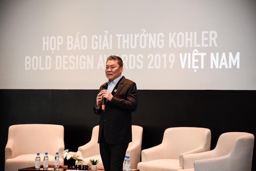 """Giải Thưởng Thiết Kế """"KOHLER Bold Design Awards"""" lần đầu tiên tại Việt Nam - 1"""