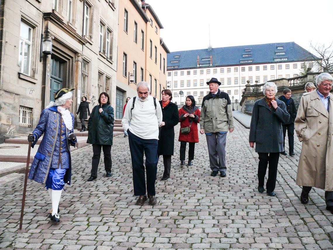 Thành phố nhỏ, cổ xưa Gotha ở miền Trung nước Đức - 6