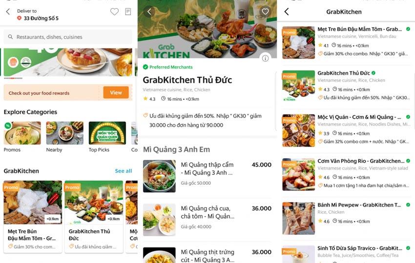 Grab chính thức ra mắt GrabKitchen tại TP.HCM - 3
