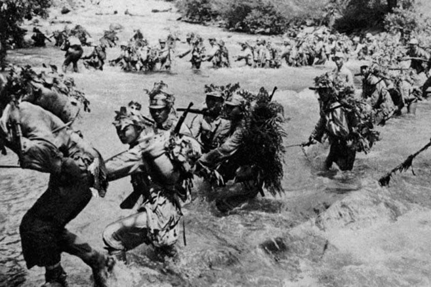 Những hành trình tìm về đơn vị không thể tin được trong Thế chiến thứ hai - 2