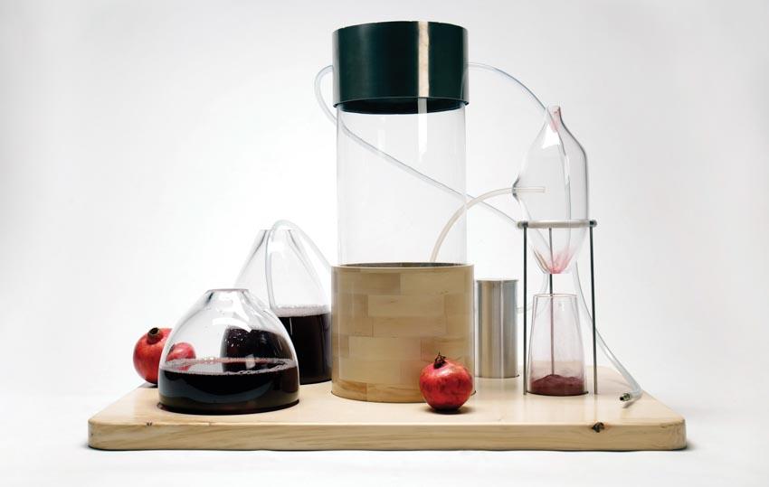 Hệ thống Kaiku biến phế phẩm từ trái cây, rau củ thành bột màu tự nhiên - 1