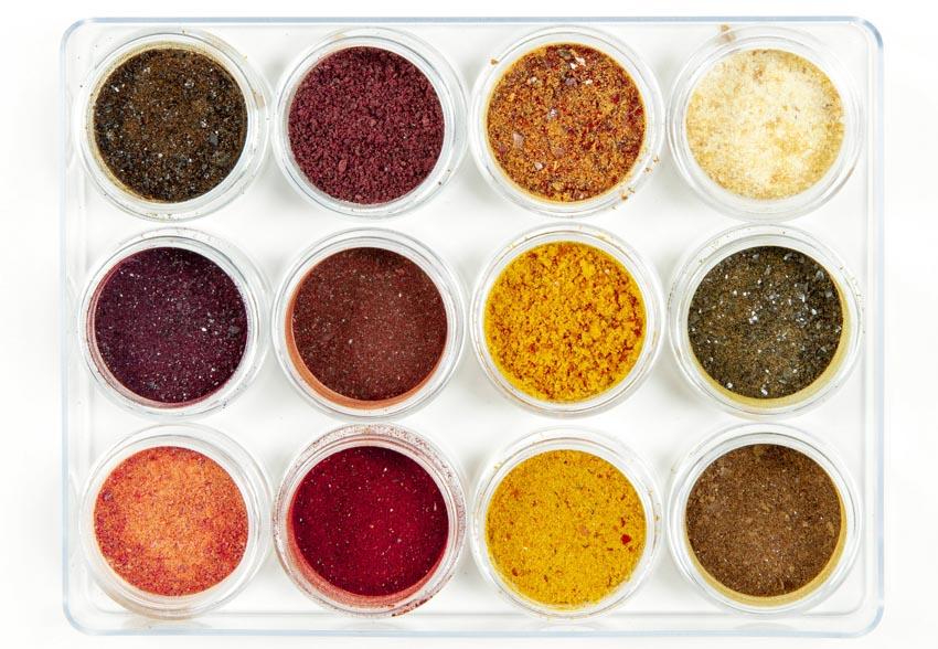 Hệ thống Kaiku biến phế phẩm từ trái cây, rau củ thành bột màu tự nhiên - 6