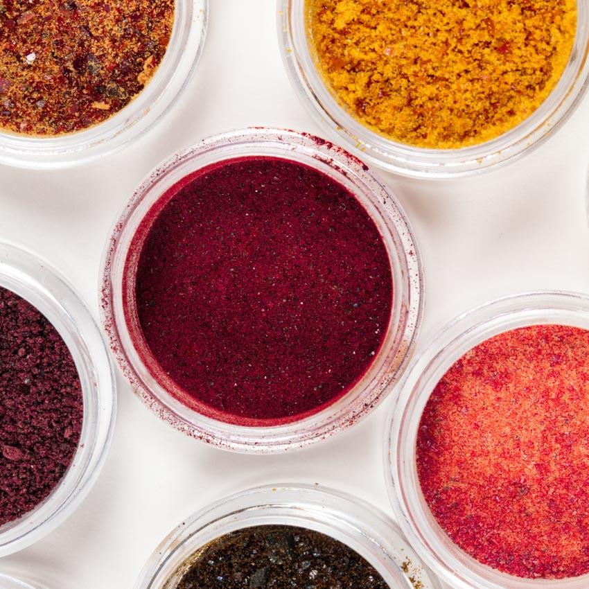 Hệ thống Kaiku biến phế phẩm từ trái cây, rau củ thành bột màu tự nhiên - 7