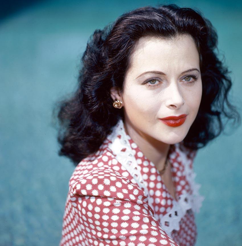 Hedy Lamarr, người đầu tiên phát minh công nghệ wifi - 1