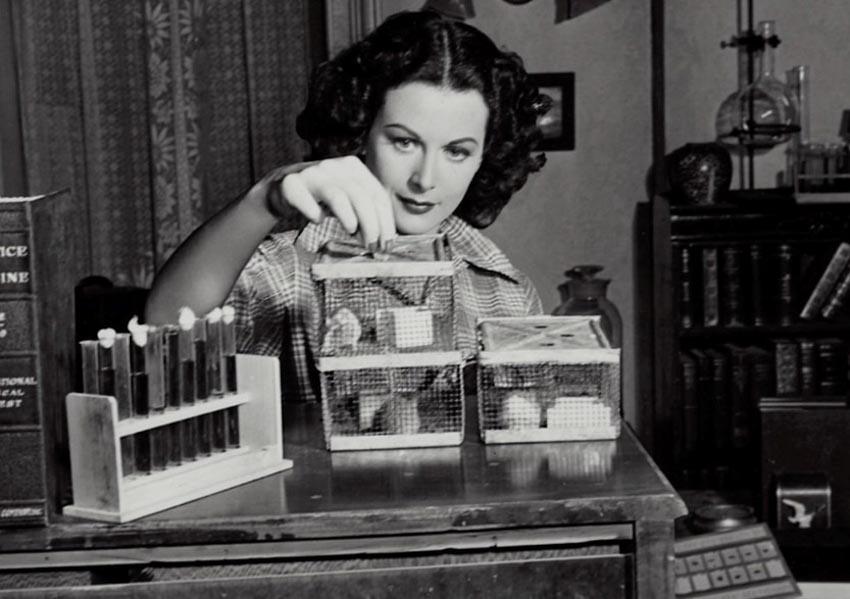 Hedy Lamarr, người đầu tiên phát minh công nghệ wifi - 14