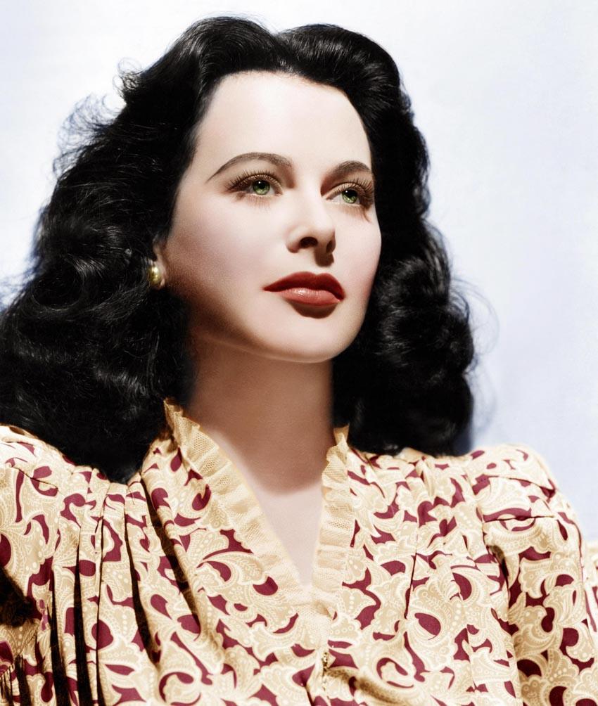 Hedy Lamarr, người đầu tiên phát minh công nghệ wifi - 2