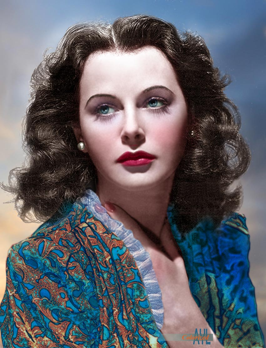 Hedy Lamarr, người đầu tiên phát minh công nghệ wifi - 5