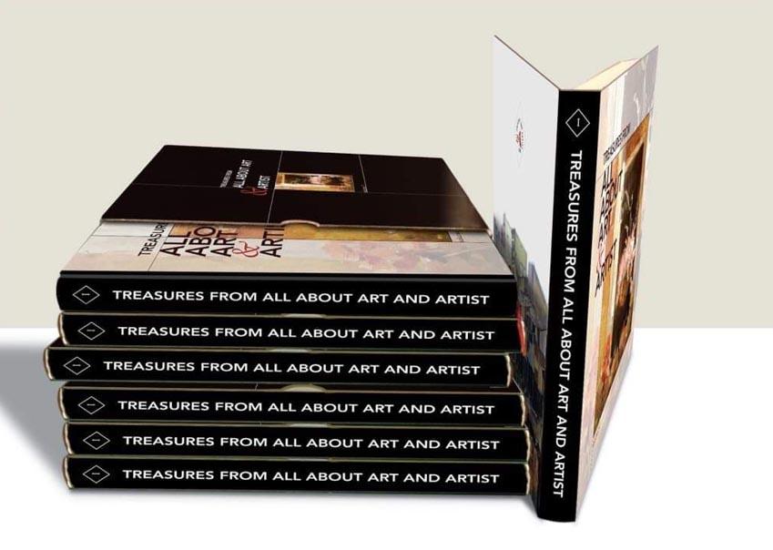 Họa sĩ Bạch Hoàng Anh và trang Facebook All About Art and Artist - 2