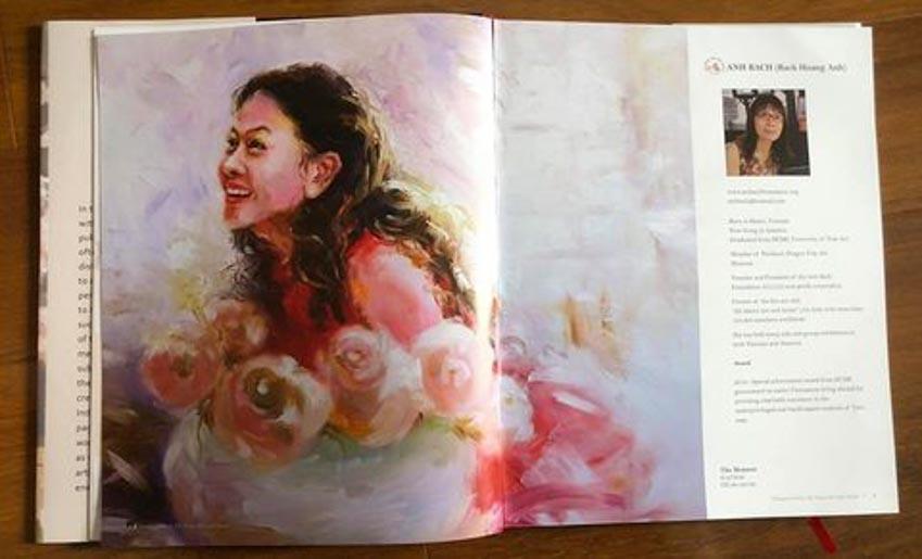 Họa sĩ Bạch Hoàng Anh và trang Facebook All About Art and Artist - 5
