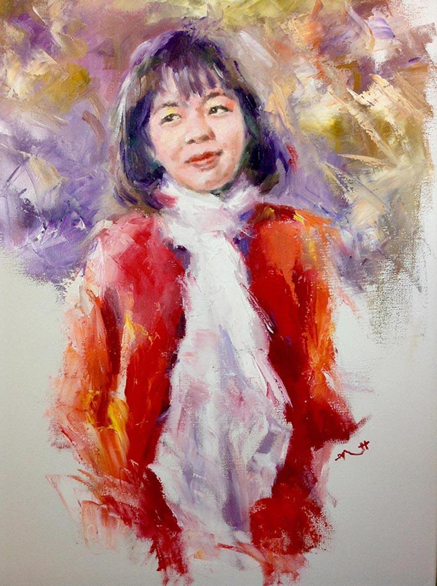 Họa sĩ Bạch Hoàng Anh và trang Facebook All About Art and Artist - 6