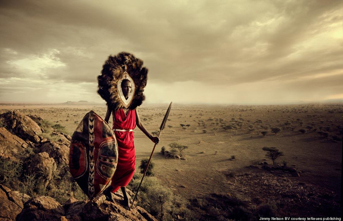 Jimmy Nelson: Những tấm hình bộ lạc ám ảnh nhất - 10