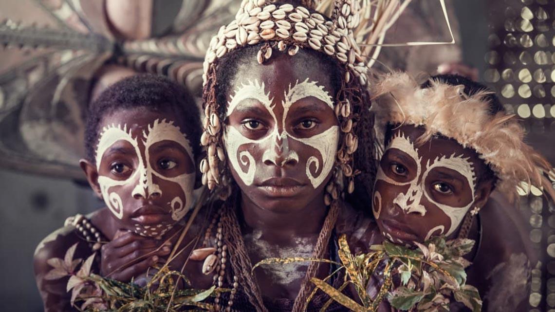 Jimmy Nelson: Những tấm hình bộ lạc ám ảnh nhất - 11