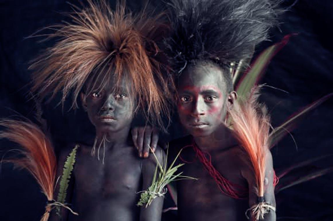Jimmy Nelson: Những tấm hình bộ lạc ám ảnh nhất - 12
