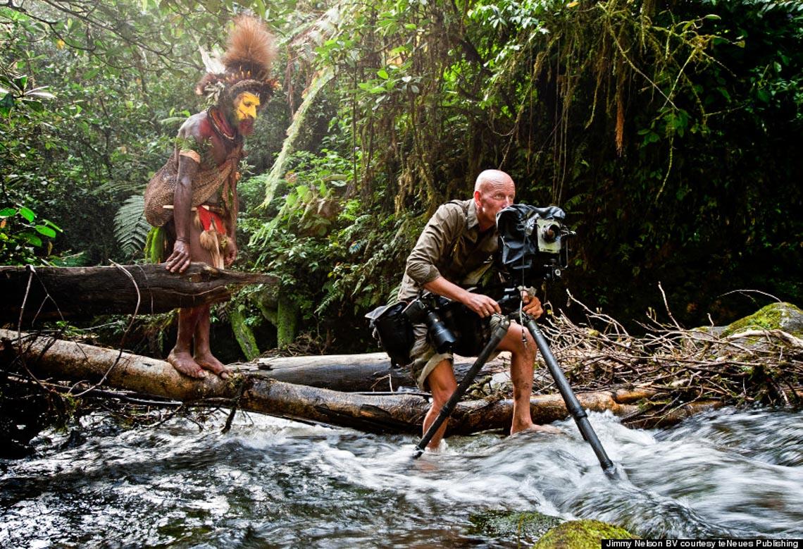 Jimmy Nelson: Những tấm hình bộ lạc ám ảnh nhất - 2