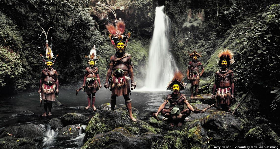 Jimmy Nelson: Những tấm hình bộ lạc ám ảnh nhất - 3