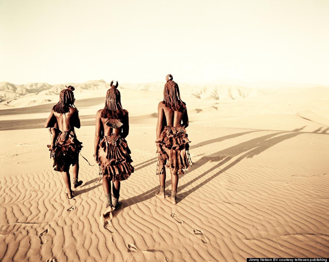 Jimmy Nelson: Những tấm hình bộ lạc ám ảnh nhất - 4