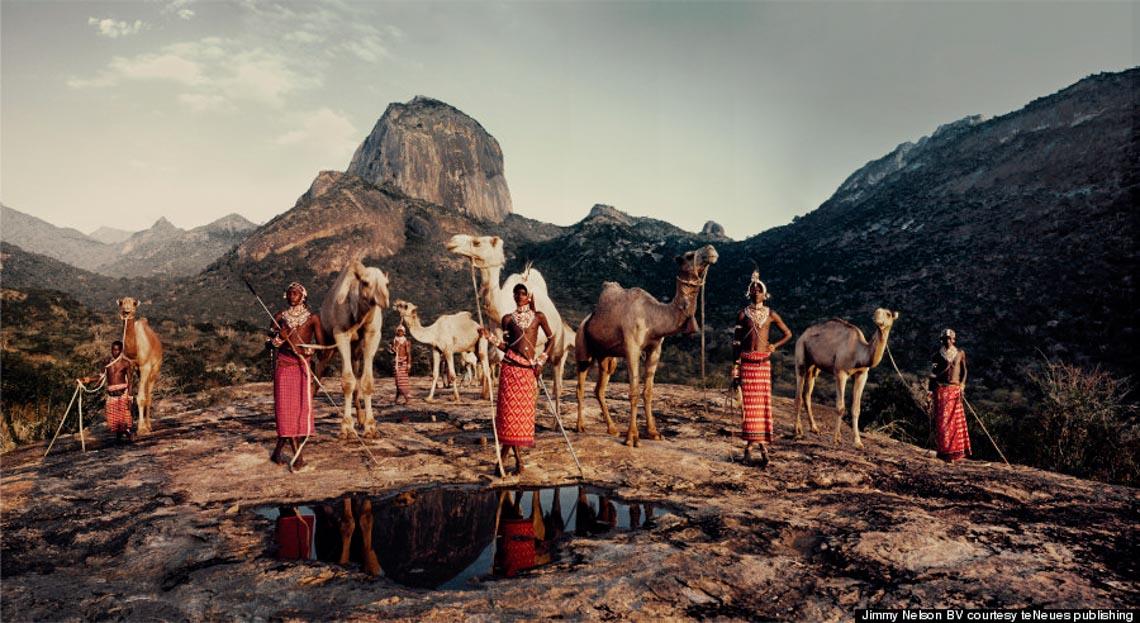 Jimmy Nelson: Những tấm hình bộ lạc ám ảnh nhất - 5