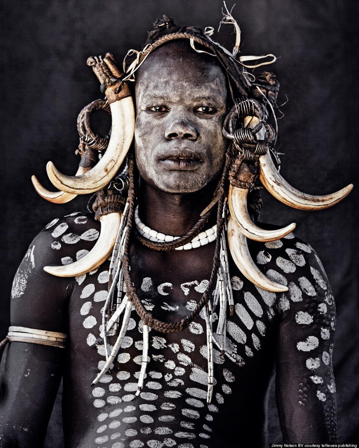 Jimmy Nelson: Những tấm hình bộ lạc ám ảnh nhất - 8