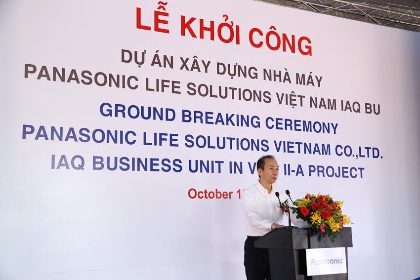 Khởi công xây dựng nhà máy Panasonic Life Solutions Việt Nam thứ hai tại Bình Dương - 2
