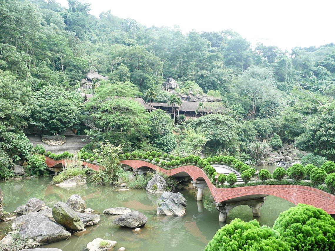 Khu du lịch Thiên Sơn - Suối Ngà, cảnh đẹp Tản Viên - 2