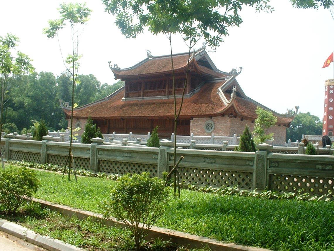 Khu du lịch Thiên Sơn - Suối Ngà, cảnh đẹp Tản Viên - 4