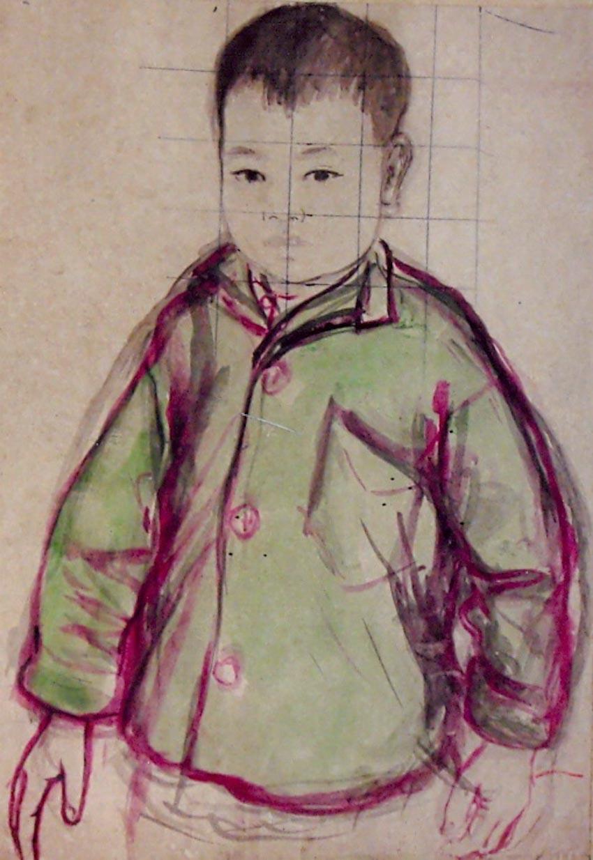 Ký họa Nguyễn Phan Chánh - 1