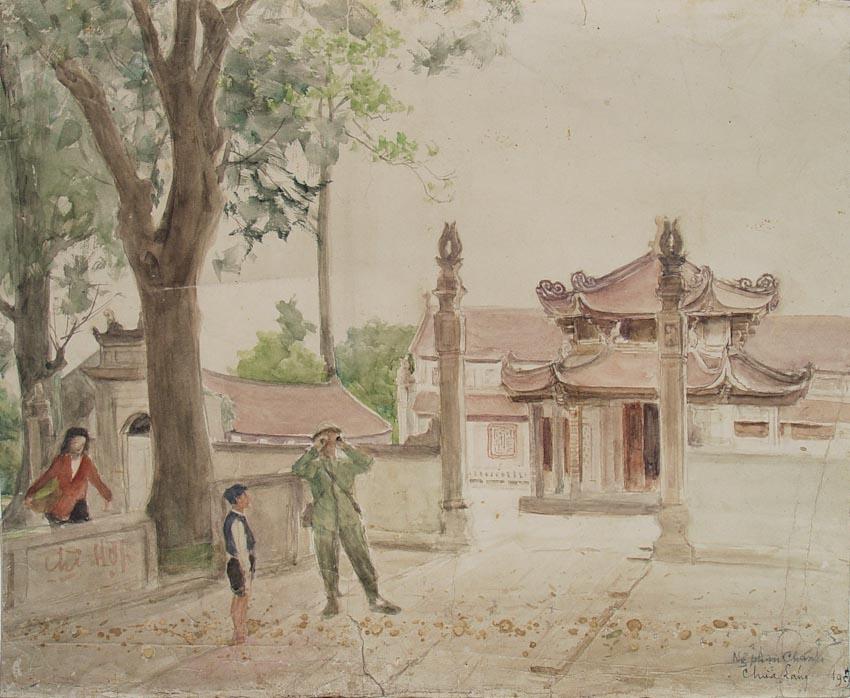 Ký họa Nguyễn Phan Chánh - 2