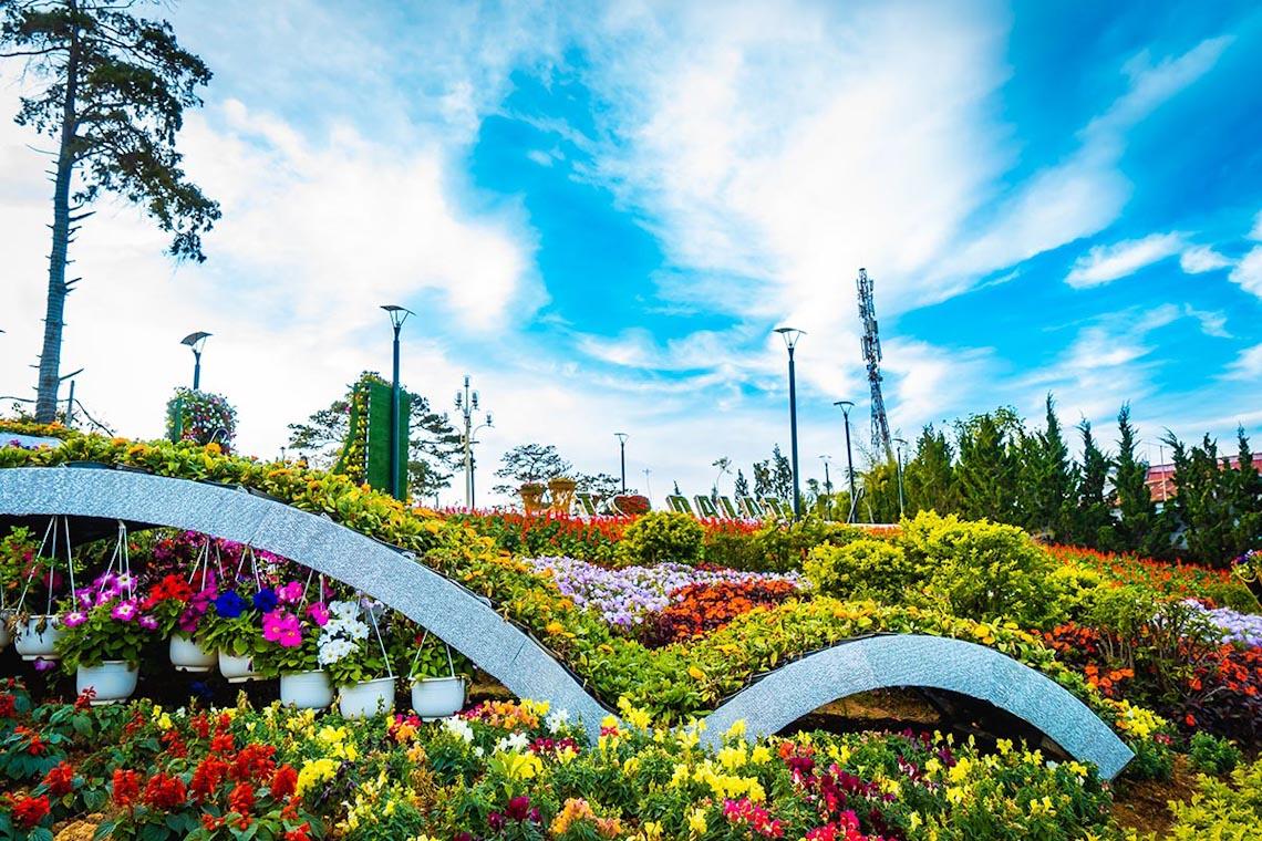 Lễ hội hoa Đà Lạt 2019: Nhiều loài hoa mới sẽ tô điểm mặt hồ Xuân Hương - 1