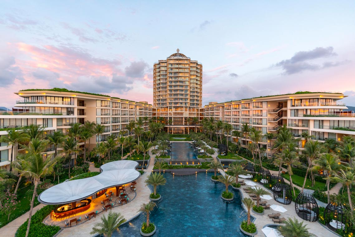 khu nghỉ dưỡng InterContinental Phu Quoc Long Beach -1