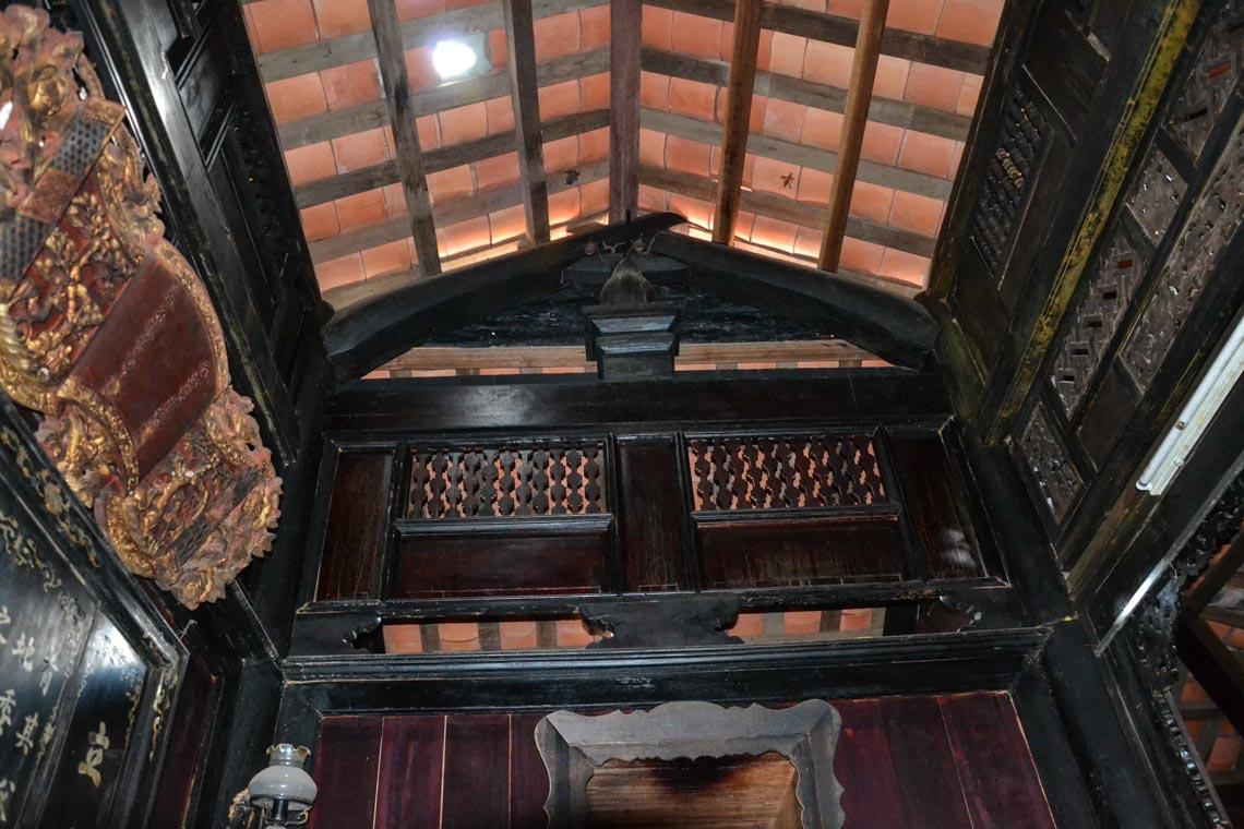 Tản mạn: Mái nhà năm xưa - 1