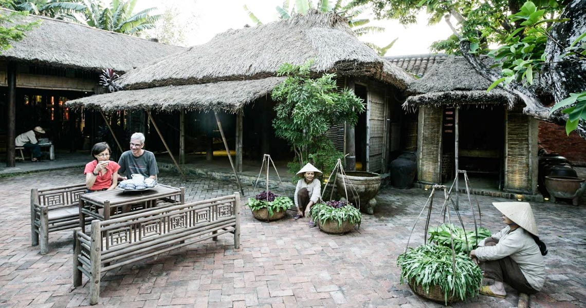 Tản mạn: Mái nhà năm xưa - 4