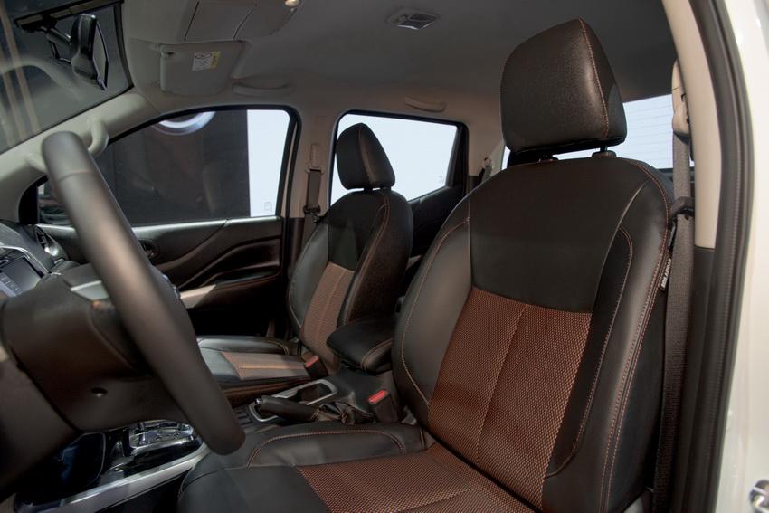 Nissan Navara Black Edition tại VMS 2019