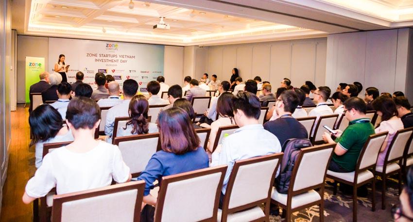 Ngày hội đầu tư Zone Startups Vietnam - 1