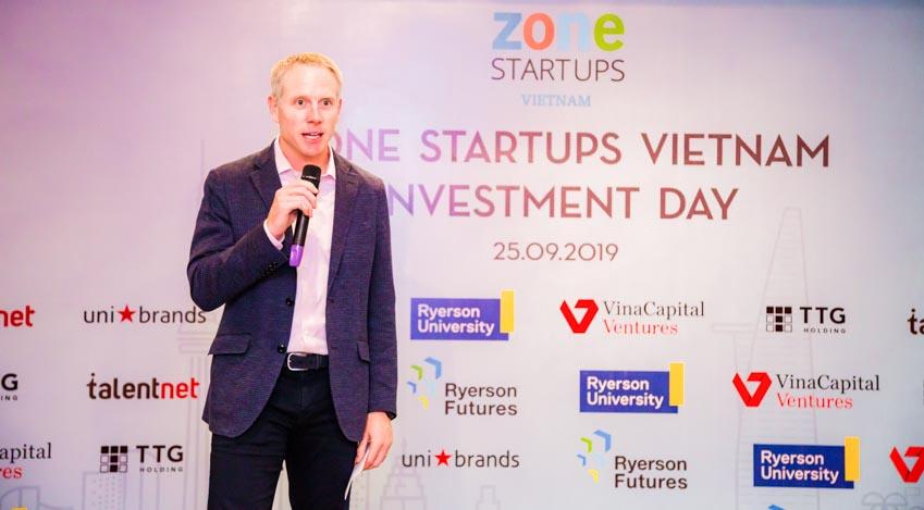 Ngày hội đầu tư Zone Startups Vietnam - 2