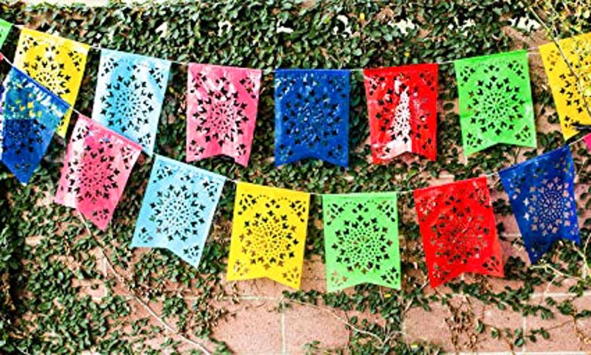 Nghệ phẩm chạm khắc giấy Mexico - 11
