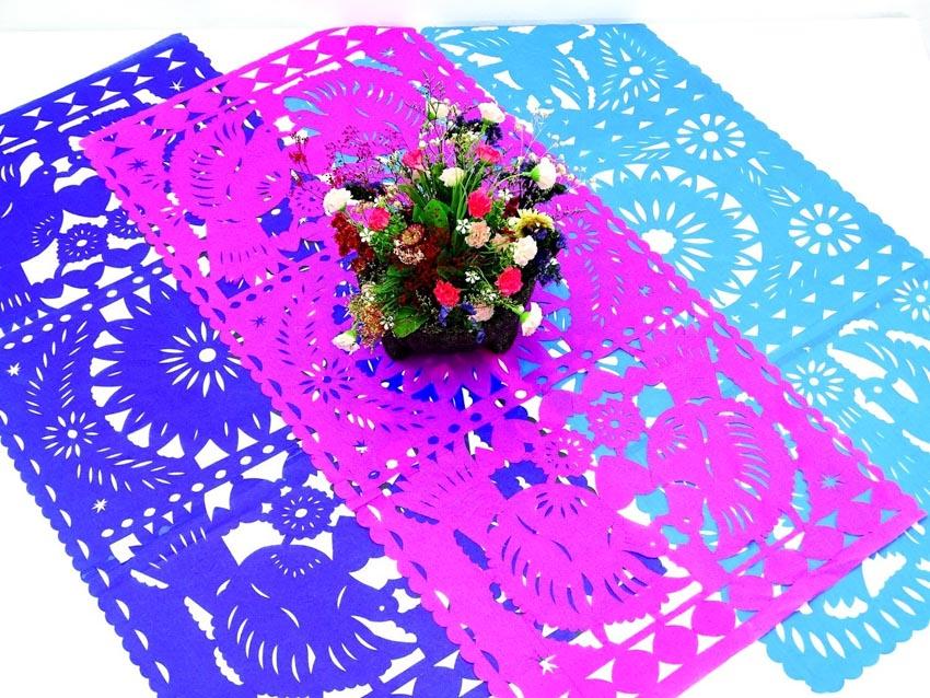 Nghệ phẩm chạm khắc giấy Mexico - 4